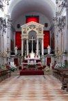Chiesa San Francesco della Vigna - Interno
