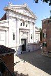 The Church of San Francesco della Vigna - The Façade